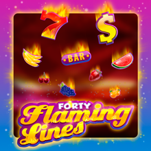 40 Flaming Lines