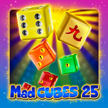 Mad Cubes 25